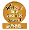 Logo - VeriSign - Site  sécurisé